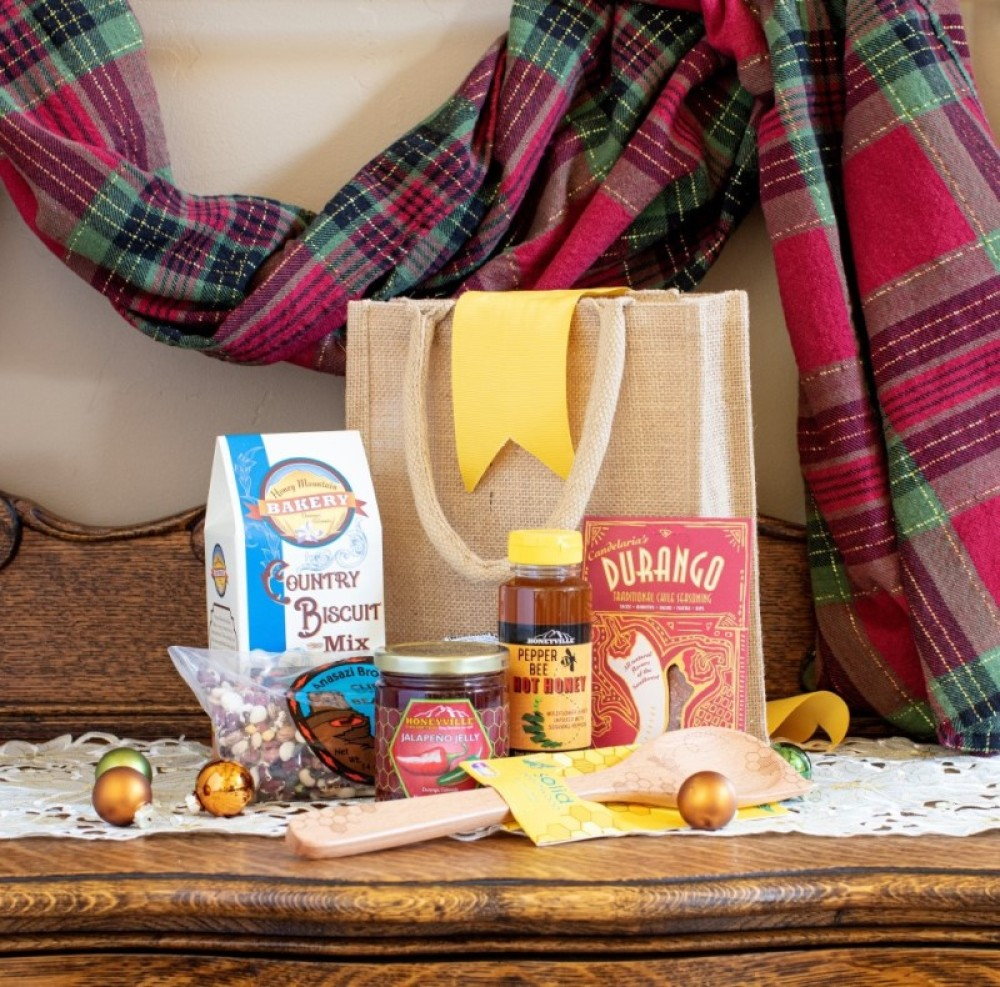 GIFT TOTE: SPICY SOUTHWEST Ships Ground for Free!