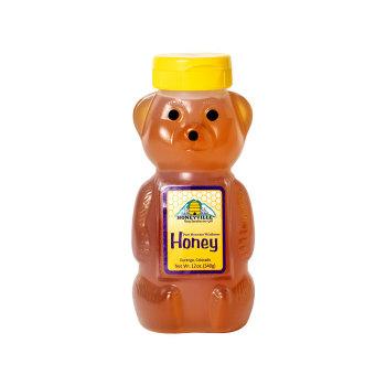 Product Image of BABY BEAR: MOUNTAIN WILDFLOWER HONEY 12 OZ