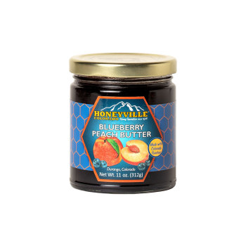 Product Image of BLUEBERRY PEACH BUTTER