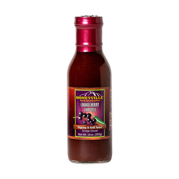 Product Image of CHOKECHERRY CHIPOTLE BBQ SAUCE