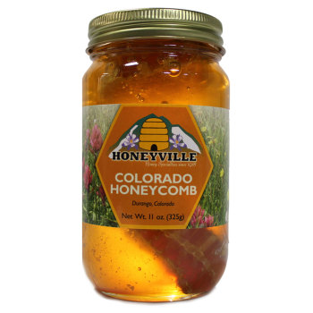 Product Image of HONEYCOMB IN A JAR:   23 OZ
