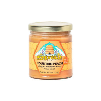 Product Image of MOUNTAIN PEACH WHIPPED HONEY