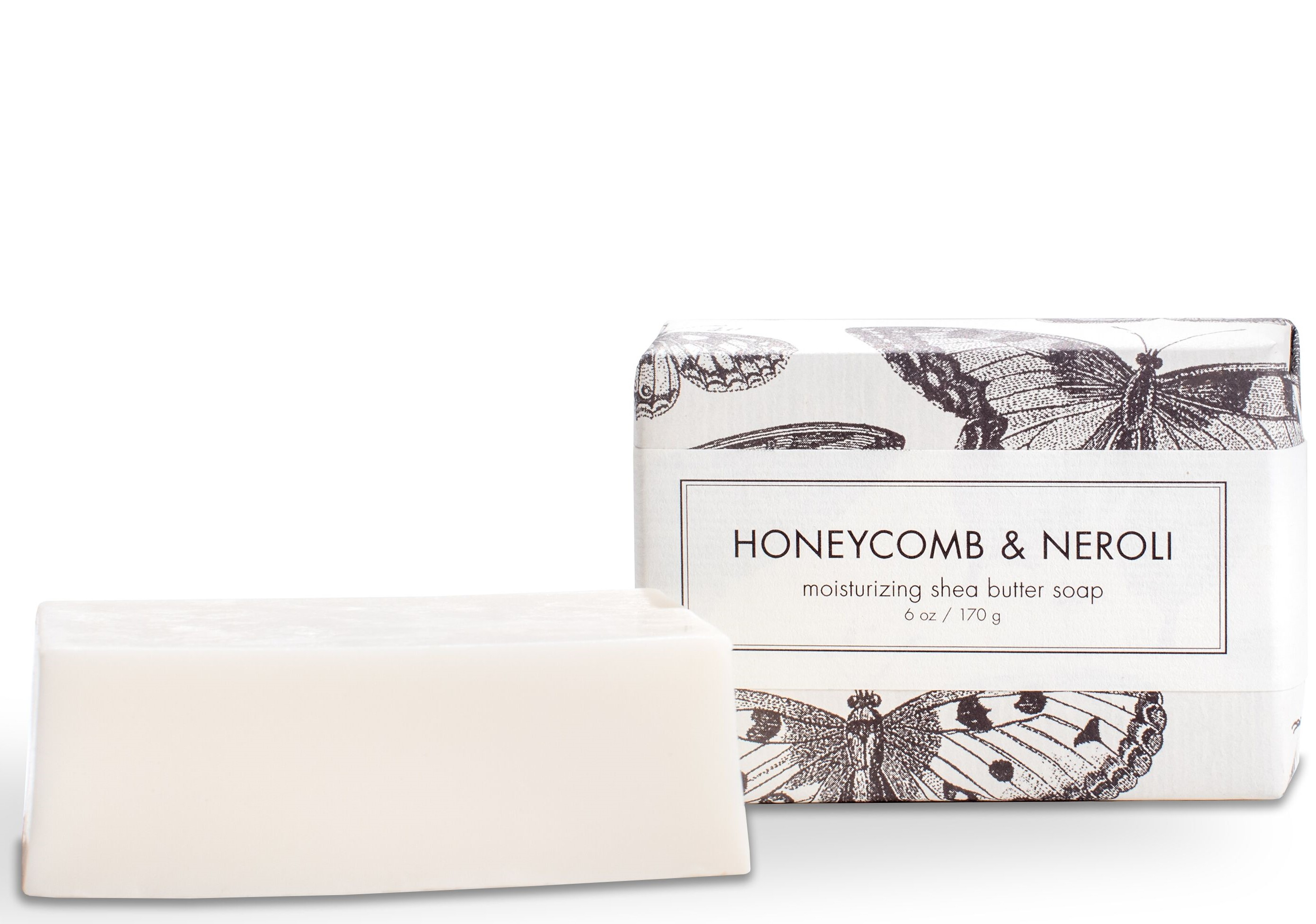 BATH BAR: HONEYCOMB AND NEROLI