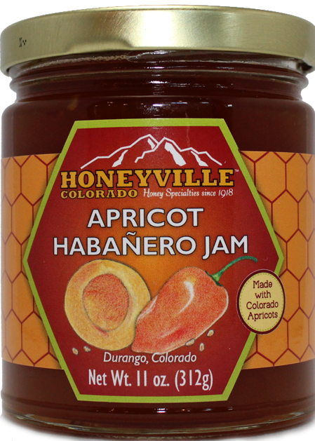 APRICOT HABANERO JAM