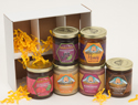 """SELECT YOUR OWN"" SIX JAR GIFT BOX"