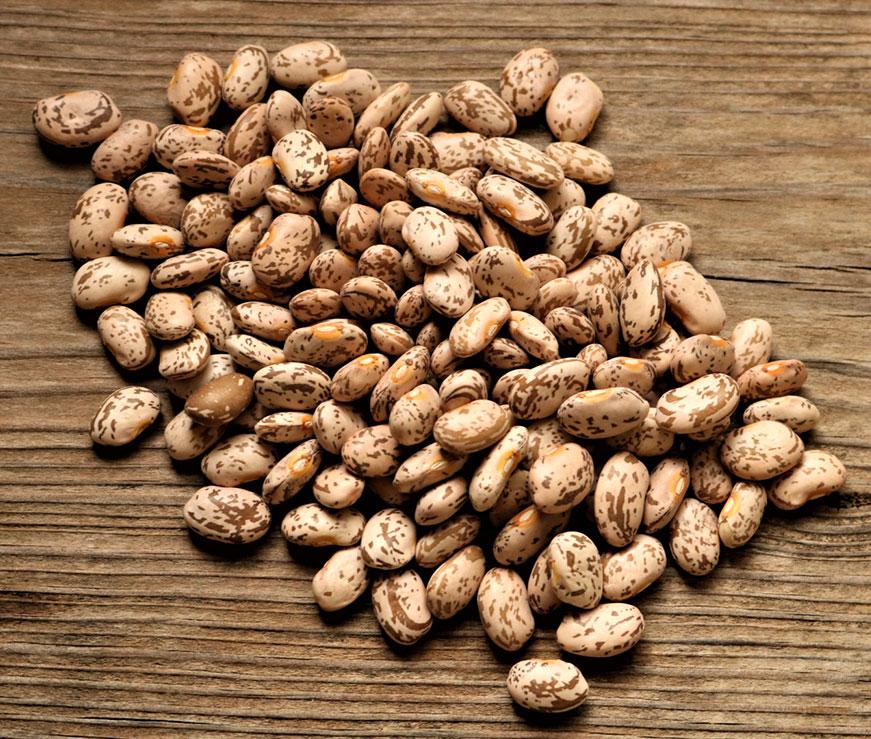 Beans:  Pinto 4 lb  (Maximum 2 per customer)