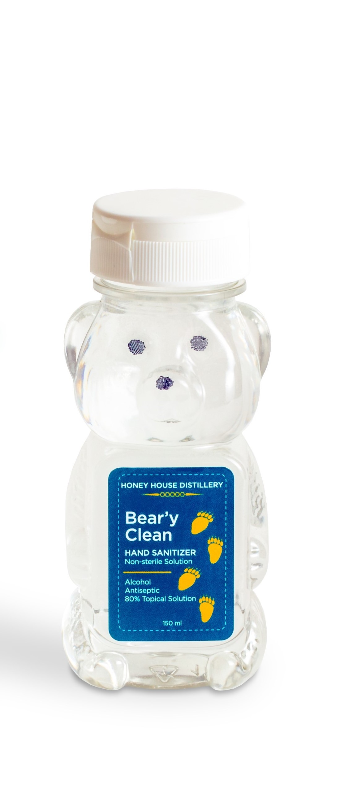 LITTLE FELLA HAND SANITIZER 150 ML
