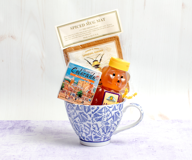 Mother's Day Tea Basket