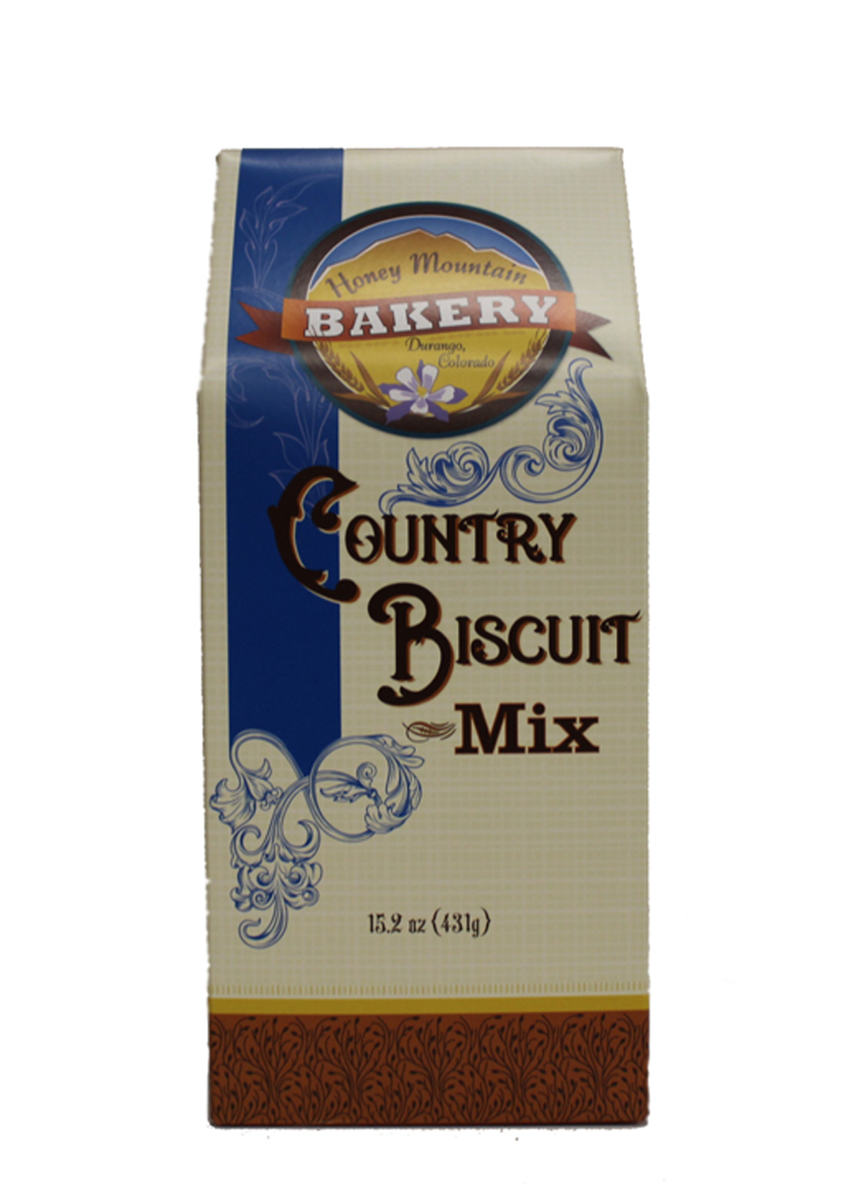 HONEY MOUNTAIN BAKERY BISCUIT MIX