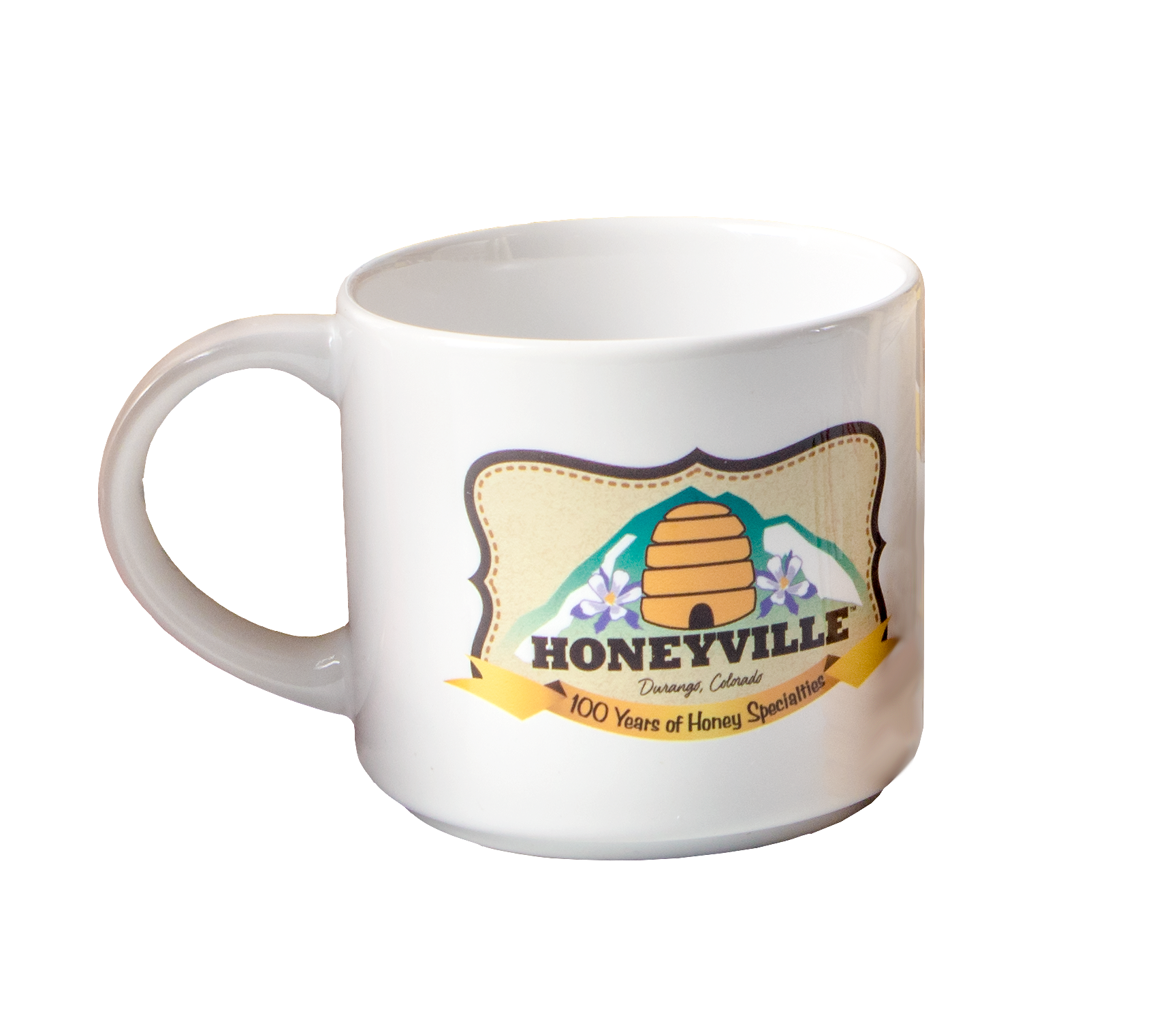 100TH ANNIVERSARY HONEYVILLE MUG