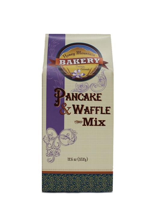 HONEY MOUNTAIN BAKERY PANCAKE AND WAFFLE MIX