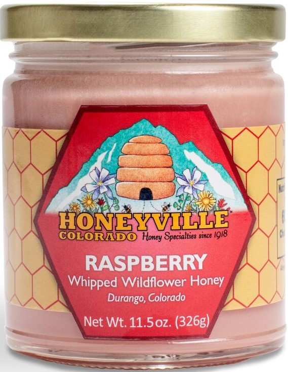 RASPBERRY WHIPPED HONEY