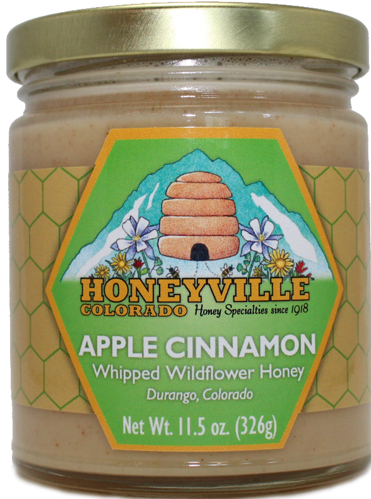 APPLE CINNAMON WHIPPED HONEY