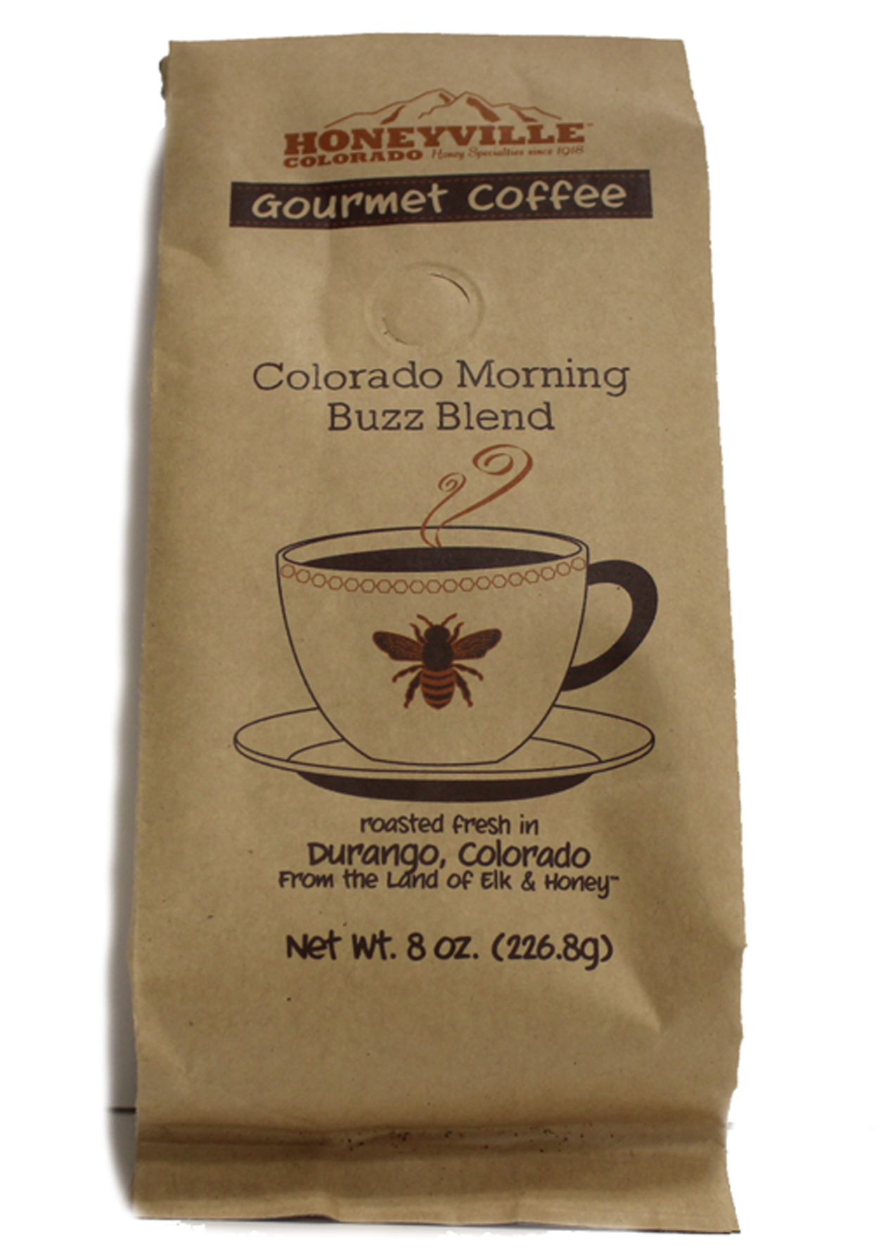 COLORADO MORNING BUZZ COFFEE 8OZ