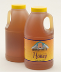 SAVE! TWO - 3 LB HONEY JUGS