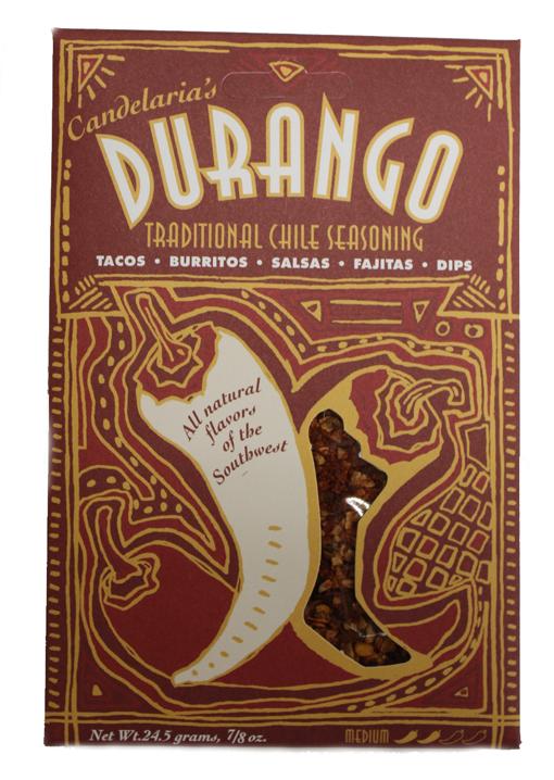 DURANGO BLEND SEASONING