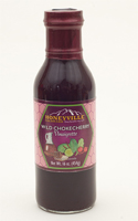 CHOKECHERRY VINAIGRETTE