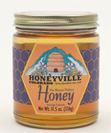 GLASS JAR: MOUNTAIN WILDFLOWER HONEY 11.5 OZ