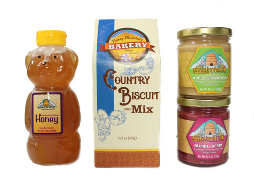 "GIFT BOX: PICK 2 JARS  ""MINI BREAKFAST"""