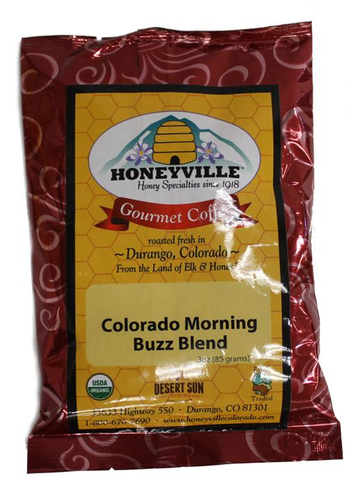 MORNING BUZZ COFFEE 3 OZ