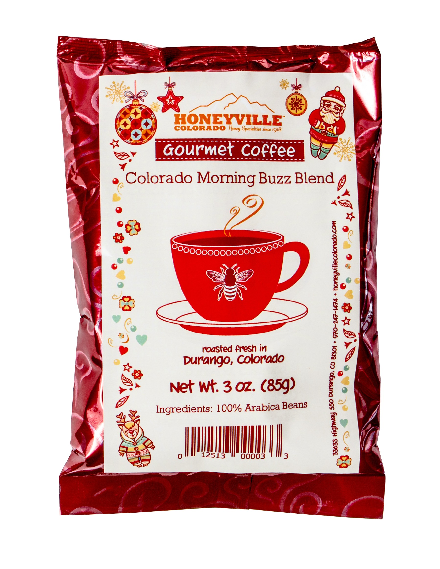 COLORADO MORNING BUZZ COFFEE 3 OZ