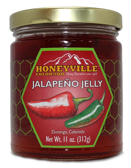 JALAPENO PEPPER JELLY  11 OZ