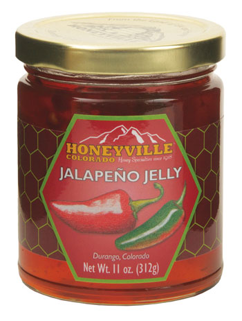 Jellies - JALAPENO PEPPER JELLY 11 OZ