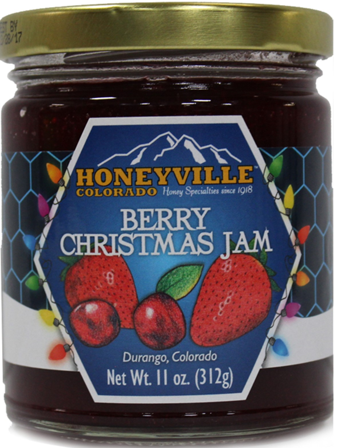 BERRY CHRISTMAS JAM