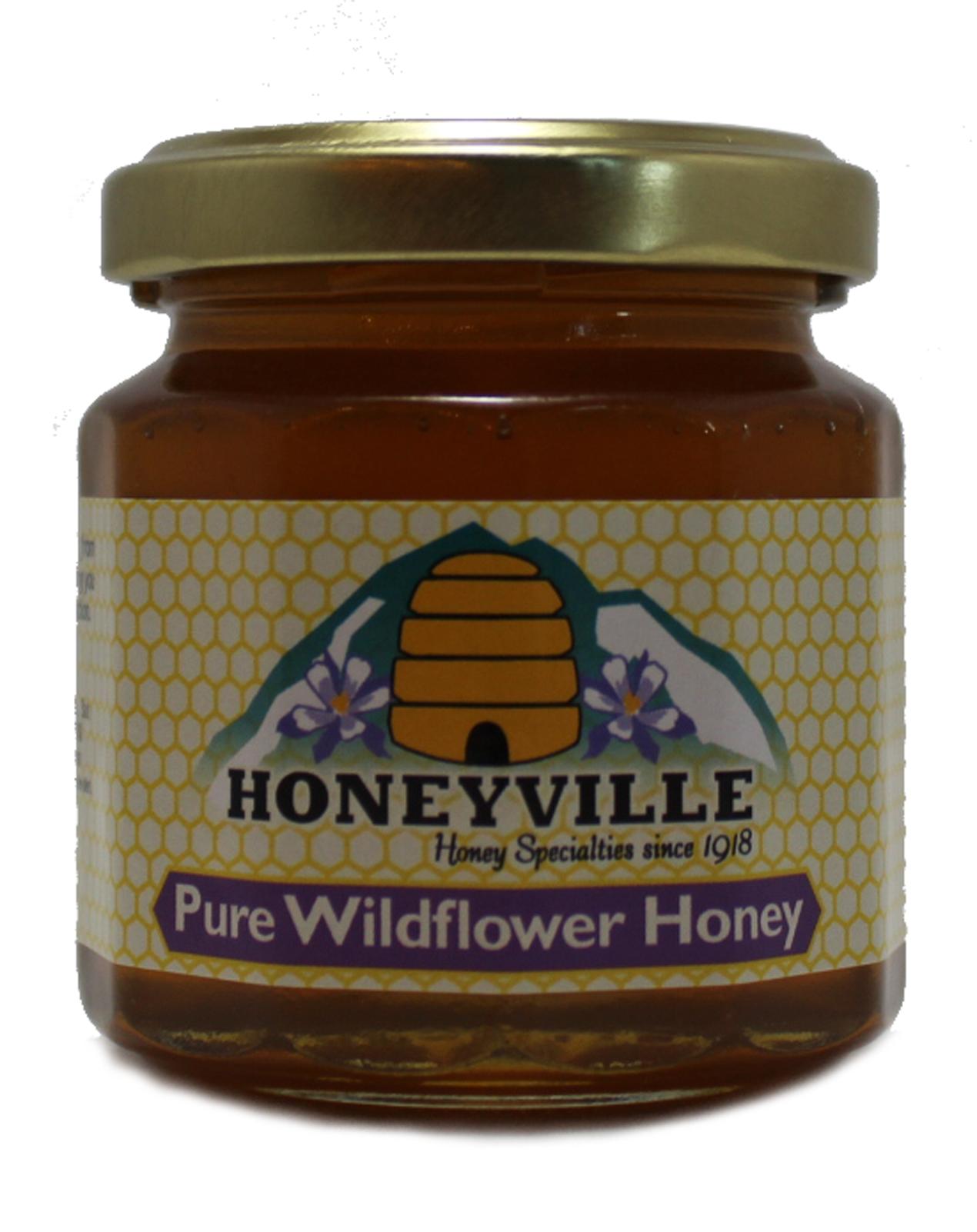 Mini: Wildflower Honey 3.4 oz