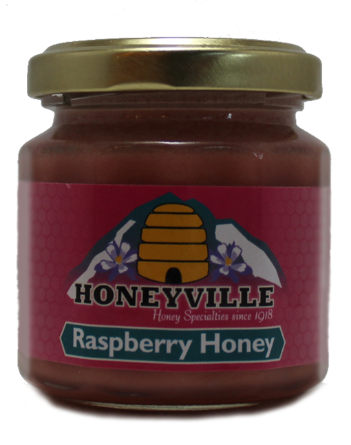 Mini: Raspberry Whipped Honey