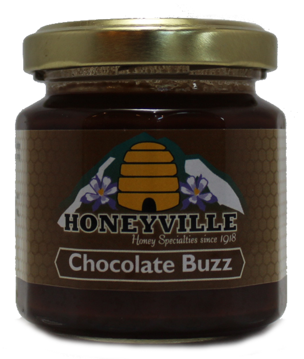 Mini: Chocolate Buzz Sauce