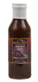 CHOKECHERRY CHIPOTLE BBQ SAUCE