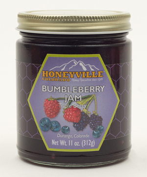 Home / JAMS & JELLIES / Jams and Butters / BUMBLEBERRY JAM