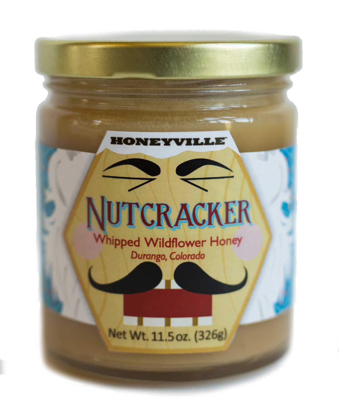 NUTCRACKER WHIPPED HONEY