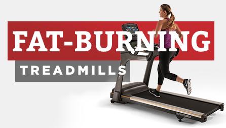 Fat-Burning Treadmills