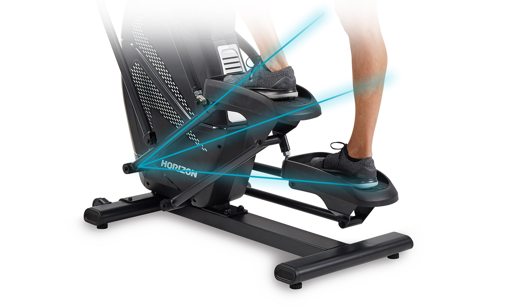 Horizon Peak Trainer Power Incline