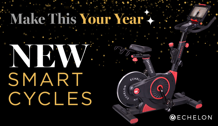 New Echelon Smart Cycles