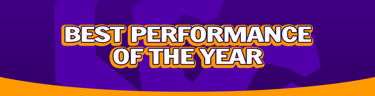 Best Performance of the Year