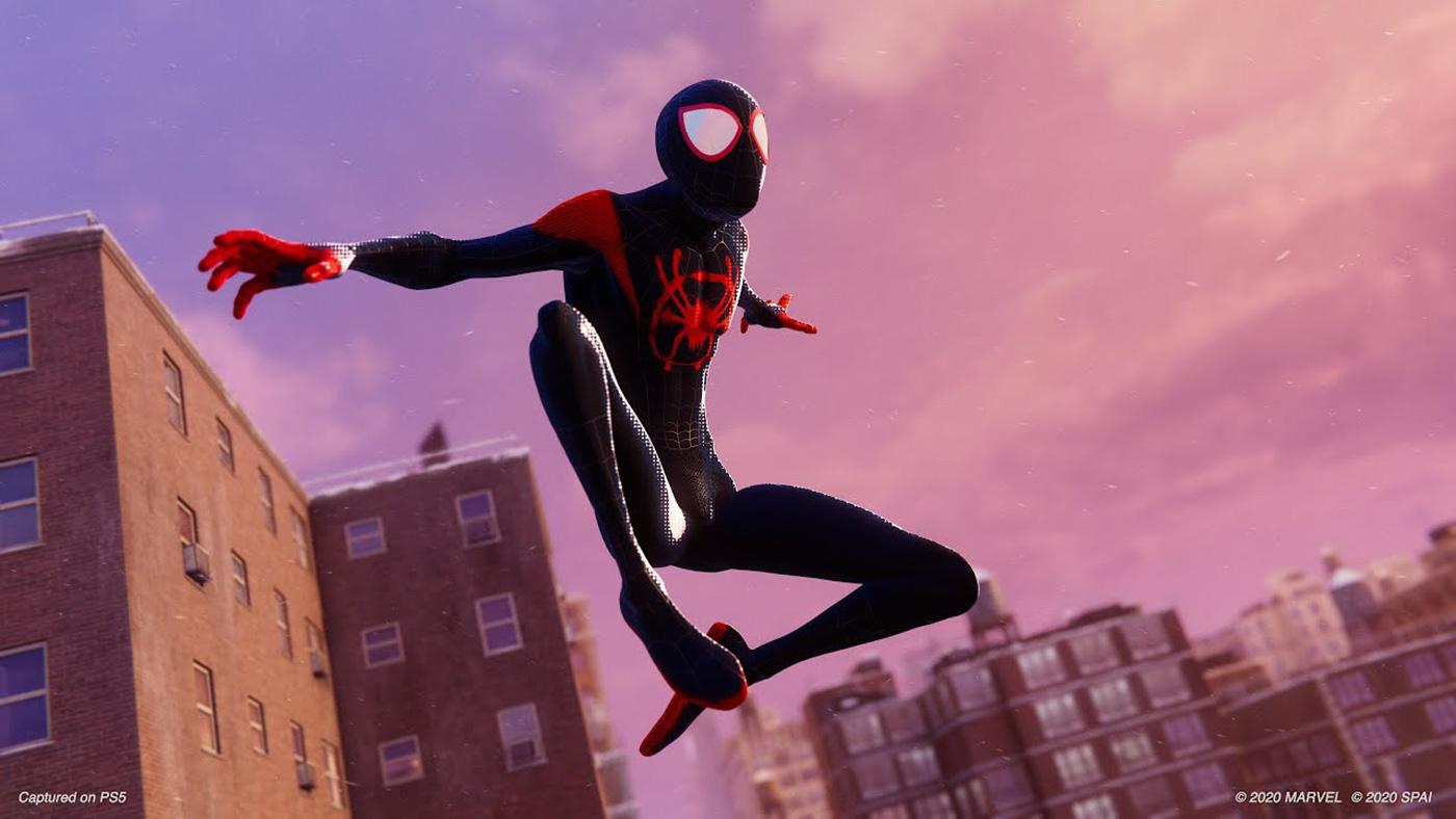 Spider-Man: Mile Morales