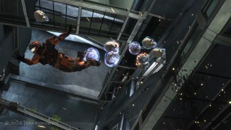 Halo: Reach Skulls Gameplay