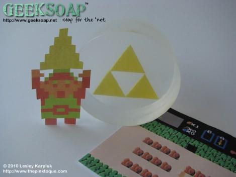 GEEKSOAP Legend of Zelda