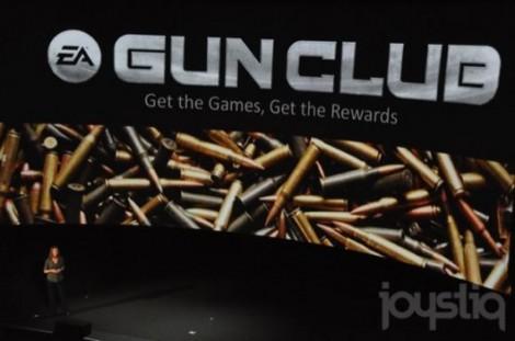 EA E3 Press Conference