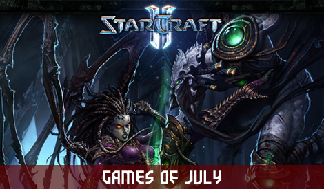 Games of July