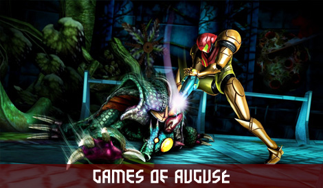 Games of August