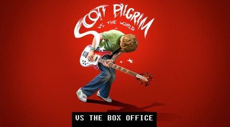 Scott Pilgrim vs The Box Office Contest