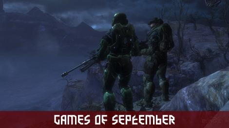 Games of September