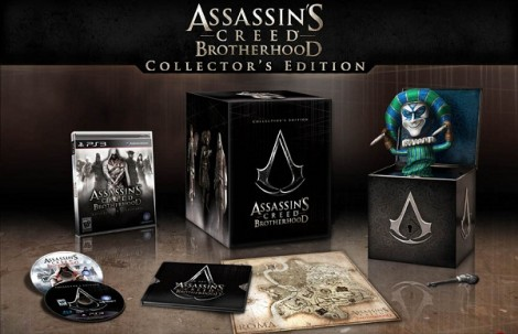 Assassin's Creed Brotherhood Collector's Edition