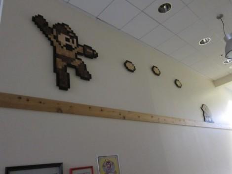 8-Bit Wood