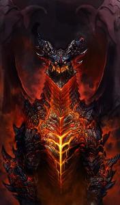 Cataclysm Deathwing