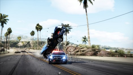 Need for Speed Hot Pursuit Crash